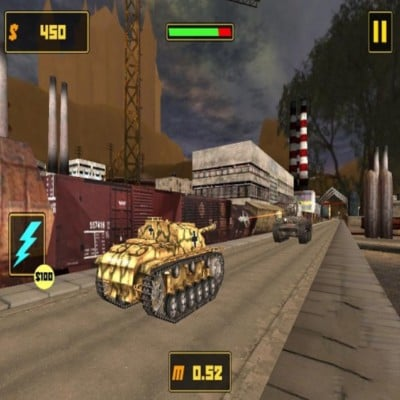 War Machines Tank Battle