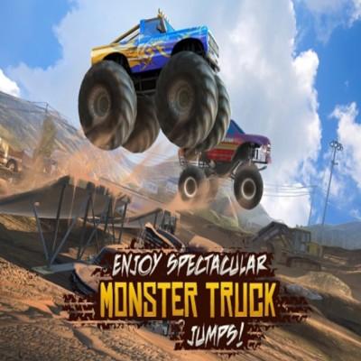 Xtreme 3D Espectacular Monster Truck Offroad Jump