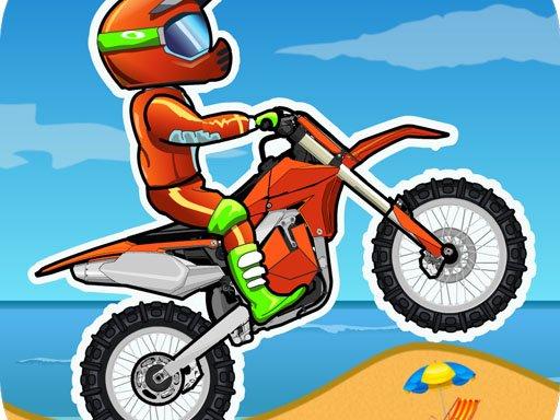 Top Moto X3M Bike