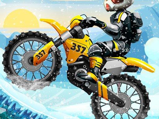 Xtreme Moto Snow Bike